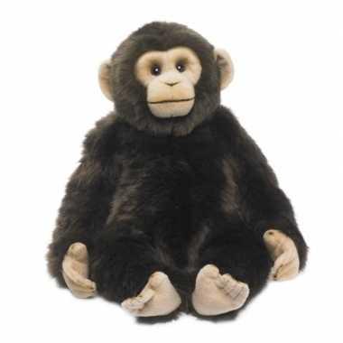Knuffel aap chimpansee