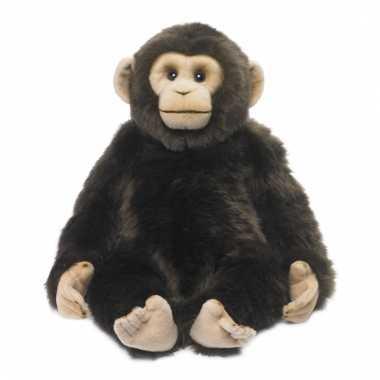 Knuffel chimpansee