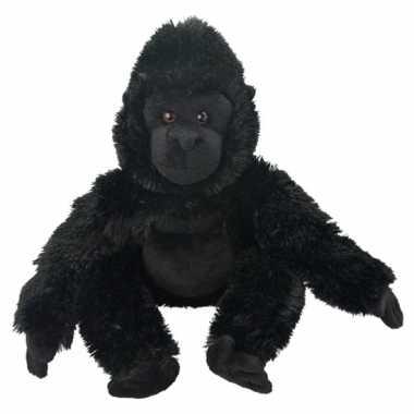 Pluche gorilla apen knuffeldier