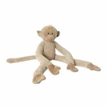 Pluche slinger aap knuffel