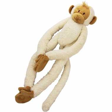 Pluche slinger aap knuffels